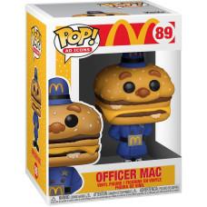 Фигурка McDonald's - POP! Ad Icons - Officer Mac (9.5 см)