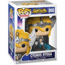Фигурка Saint Seiya: Knights of the Zodiac - POP Animation - Cygnus Hyoga (9.5 см)