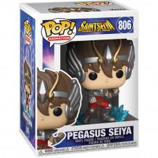 Фигурка Saint Seiya: Knights of the Zodiac - POP Animation - Pegasus Seiya (9.5 см)