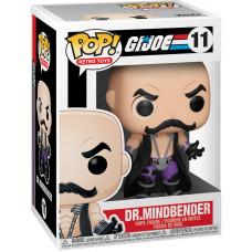 Фигурка G.I.JOE - POP! Retro Toy - Dr. Mindbender (9.5 см)