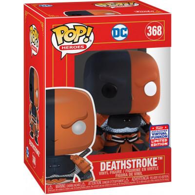 Фигурка Funko DC Comics - POP! Heroes - Deathstroke (Imperial Palace) (Exc) 51397 (9.5 см)