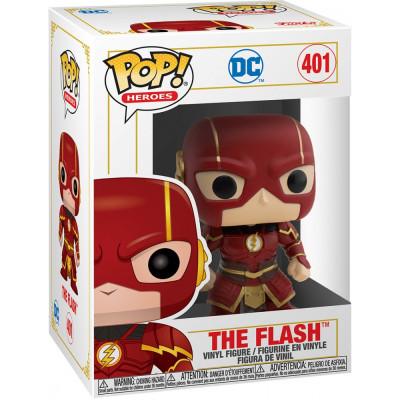 Фигурка Funko DC Comics - POP! Heroes - The Flash (Imperial Palace) 52432 (9.5 см)