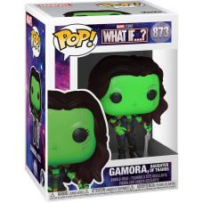 Головотряс What If…? - POP! - Gamora Daughter of Thanos (9.5 см)