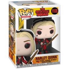 Фигурка The Suicide Squad - POP! Movies - Harley Quinn (Bodysuit) (9.5 см)