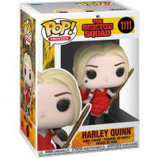 Фигурка The Suicide Squad - POP! Movies - Harley Quinn (Damaged Dress) (9.5 см)