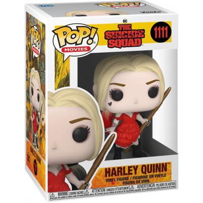 Фигурка Funko The Suicide Squad - POP! Movies - Harley Quinn (Damaged Dress) 56016 (9.5 см)