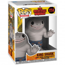 Фигурка The Suicide Squad - POP! Movies - King Shark (9.5 см)