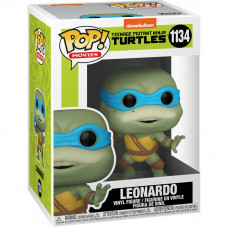 Фигурка Teenage Mutant Ninja Turtles II: The Secret of the Ooze - POP! Movies - Leonardo (9.5 см)