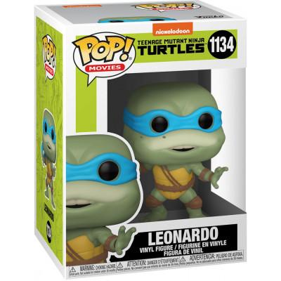Фигурка Funko Teenage Mutant Ninja Turtles II: The Secret of the Ooze - POP! Movies - Leonardo 56161 (9.5 см)