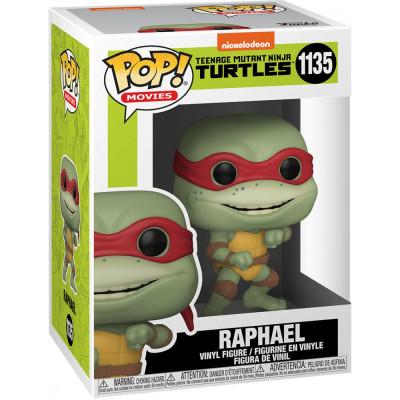 Фигурка Funko Teenage Mutant Ninja Turtles II: The Secret of the Ooze - POP! Movies - Raphael 56164 (9.5 см)