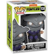 Фигурка Teenage Mutant Ninja Turtles II: The Secret of the Ooze - POP! Movies - Super Shredder (9.5 см)