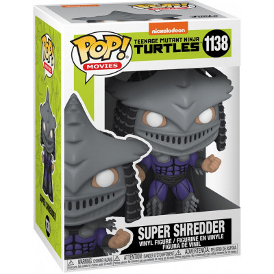 Фигурка Funko Teenage Mutant Ninja Turtles II: The Secret of the Ooze - POP! Movies - Super Shredder 56518 (9.5 см)