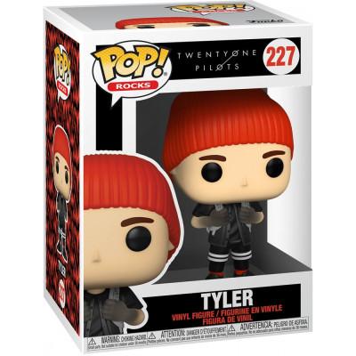 Фигурка Funko Twenty One Pilots - POP! Rocks - Stressed Out Tyler 56731 (9.5 см)