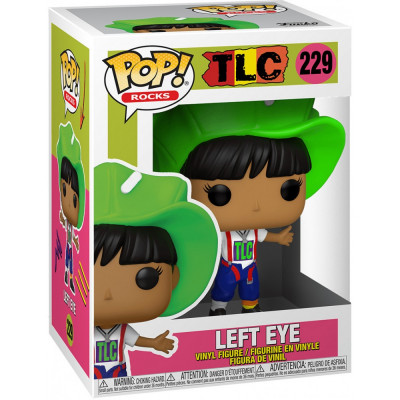 Фигурка Funko TLC - POP! Rocks - Left Eye 56733 (9.5 см)