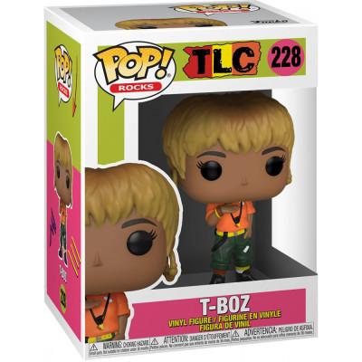 Фигурка Funko TLC - POP! Rocks - T-Boz 56734 (9.5 см)