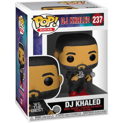 Фигурка Funko DJ Khaled - POP! Rocks - DJ Khaled 56757 (9.5 см)