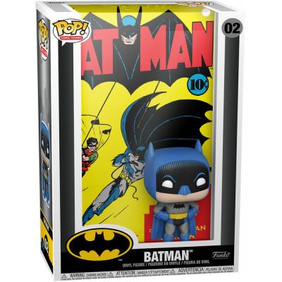 Фигурка Funko Batman - POP! Comic Covers - Batman #1 57411 (9.5 см)