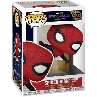 Фигурка Funko Головотряс Spider-Man: No Way Home - POP! - Spider-Man Upgraded Suit 57634 (9.5 см)