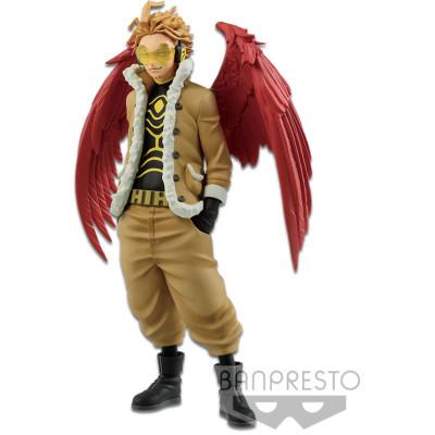 Фигурка Banpresto My Hero Academia - Age of Heroes ~Hawks & Red Riot~ - Hawks BP16716P (17 см)