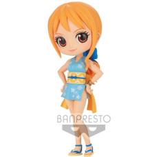 Фигурка One Piece - Q Posket - Nami (Ver.B) (14 см)