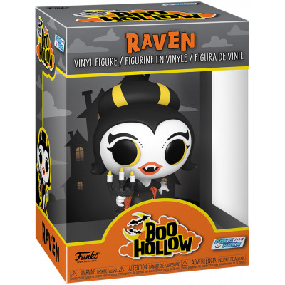 Фигурка Funko Paka Paka: Boo Hollow - POP! - Raven 58004 (9.5 см)