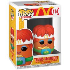 Фигурка McDonald's - POP! Ad Icons - Tennis McNugget (9.5 см)