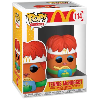 Фигурка Funko McDonald's - POP! Ad Icons - Tennis McNugget 53712 (9.5 см)