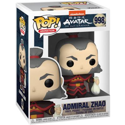 Фигурка Funko Avatar The Last Airbender - POP! Animation - Admiral Zhao 56023 (9.5 см)
