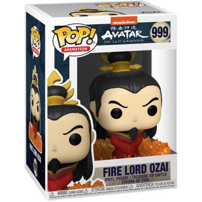 Фигурка Funko Avatar The Last Airbender - POP! Animation - Fire Lord Ozai 56024 (9.5 см)