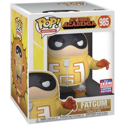Фигурка Funko My Hero Academia - POP! Animation - Fatgum (Exc) 55518 (15 см)
