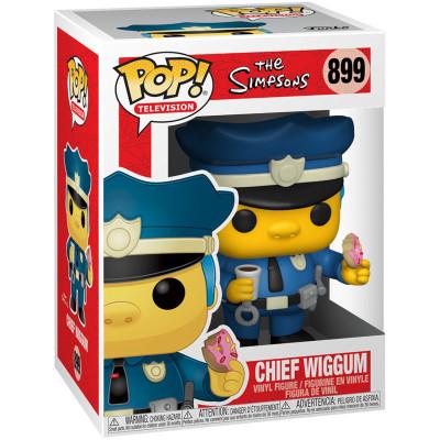 Фигурка Funko The Simpsons - POP! TV - Chief Wiggum 52946 (9.5 см)