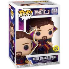 Головотряс What If…? - POP! - Doctor Strange Supreme (Glows in the Dark) (Exc) (9.5 см)