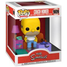 Фигурка Simpsons - POP! TV Deluxe - Couch Homer (17 см)