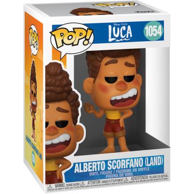 Фигурка Funko Luca - POP! - Alberto Scorfano (Land) 55763 (9.5 см)