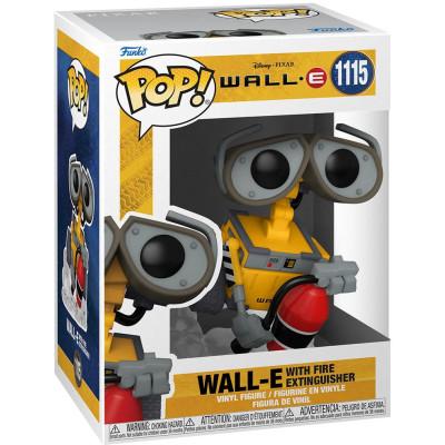 Фигурка Funko Wall-E - POP! - Wall-E with Fire Extinguisher 58558 (9.5 см)