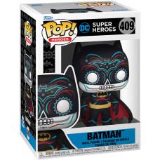 Фигурка DC: Super Heroes - POP! Heroes - Batman (Dia De Los DC) (9.5 см)