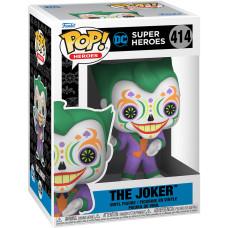 Фигурка DC: Super Heroes - POP! Heroes - The Joker (Dia De Los DC) (9.5 см)