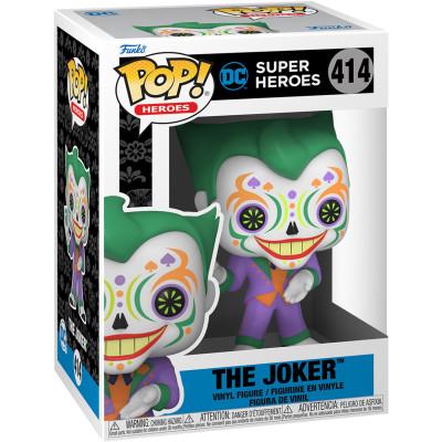 Фигурка Funko DC: Super Heroes - POP! Heroes - The Joker (Dia De Los DC) 57417 (9.5 см)