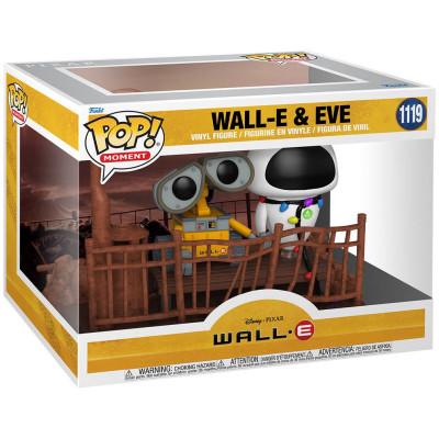 Фигурка Funko Wall-E - POP! Moment - Wall-E & Eve 57653 (9.5 см)
