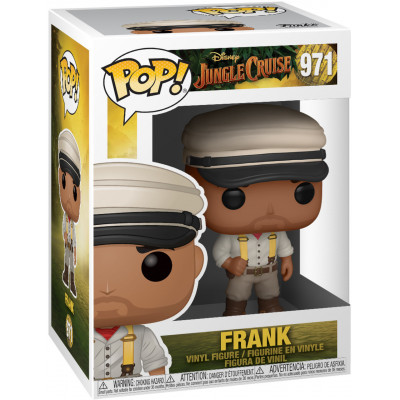 Фигурка Funko Jungle Cruise - POP! - Frank 50473 (9.5 см)