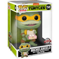 Фигурка Teenage Mutant Ninja Turtles II: The Secret of the Ooze - POP! Movies - Michaelangelo (Exc) (25.5 см)