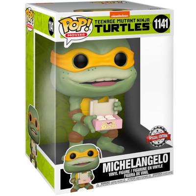 Фигурка Funko Teenage Mutant Ninja Turtles II: The Secret of the Ooze - POP! Movies - Michaelangelo (Exc) 56754 (25.5 см)