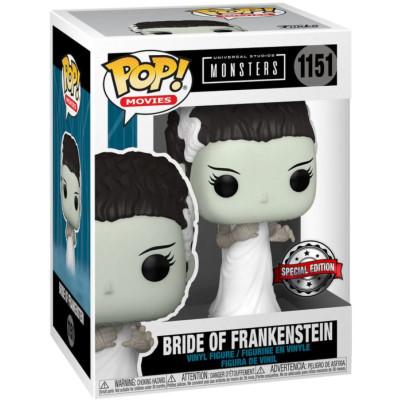 Фигурка Funko Universal Monsters - POP! Movies - Bride of Frankenstein (Exc) 58090 (9.5 см)