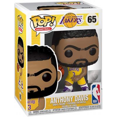 Фигурка Funko Los Angeles Lakers - POP! Basketball - Anthony Davis (Purple Jersey) 57627 (9.5 см)