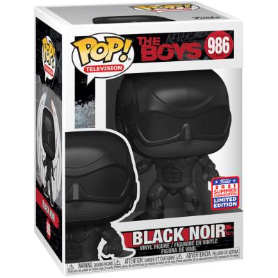 Фигурка Funko The Boys - POP! TV - Black Noir (Exc) 48516 (9.5 см)