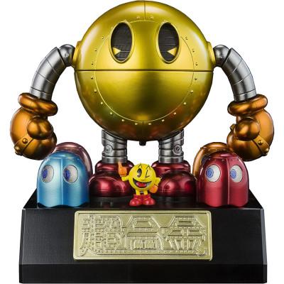 Фигурка Tamashii Nations Pac-Man - Chogokin - Pac-Man 615060 (10.5 см)