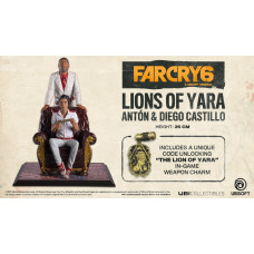 """Фигурка Far Cry 6 - Ubicollectibles - Lions of Yara """"Anton & Diego Castillo"""" (26 см)"""