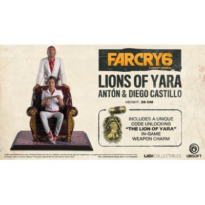 """Фигурка Ubisoft Far Cry 6 - Ubicollectibles - Lions of Yara """"Anton & Diego Castillo"""" (26 см)"""