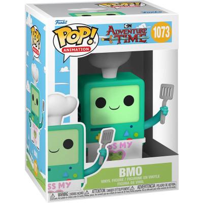 Фигурка Funko Adventure Time - POP! Animation - BMO (Cook) 57783 (9.5 см)