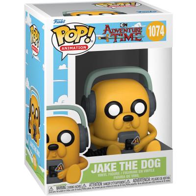 Фигурка Funko Adventure Time - POP! Animation - Jake the Dog 57784 (9.5 см)